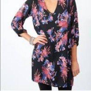 Allison Joy floral dress